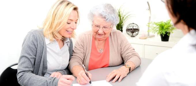 Antrag zum Pflegegrad mit Vetera Care